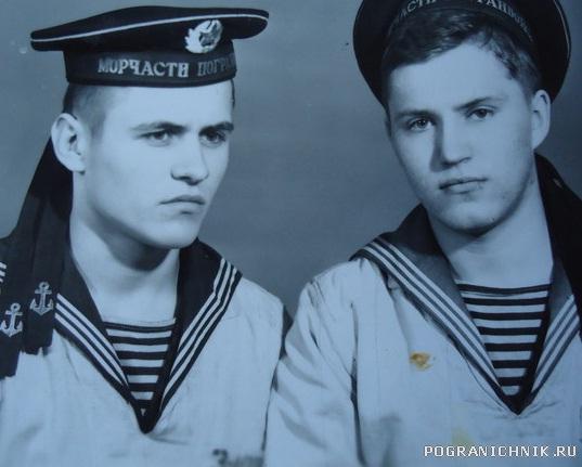 Два Сергея с Урала лето 1979
