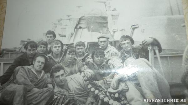 шикотан 1981-1982 пскр 689