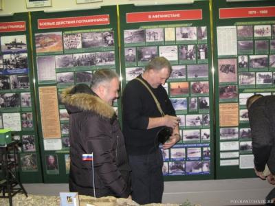 Посещение музея 4.02.12