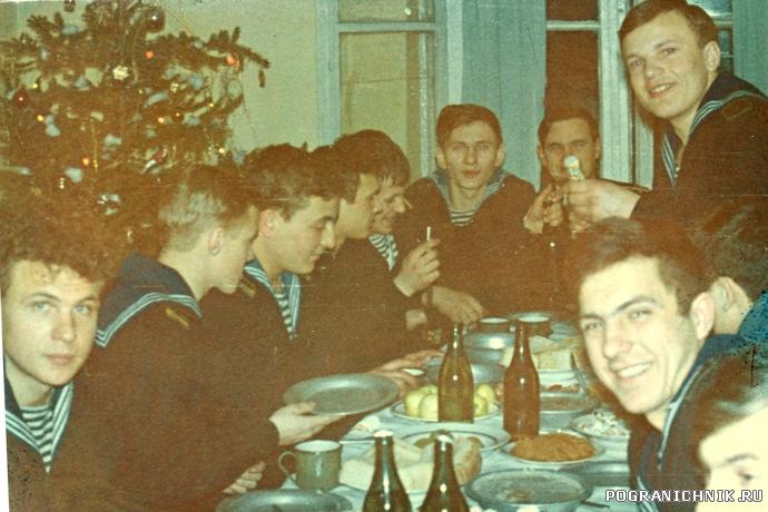 1970-71 Новый Год ПСКР-153и 154