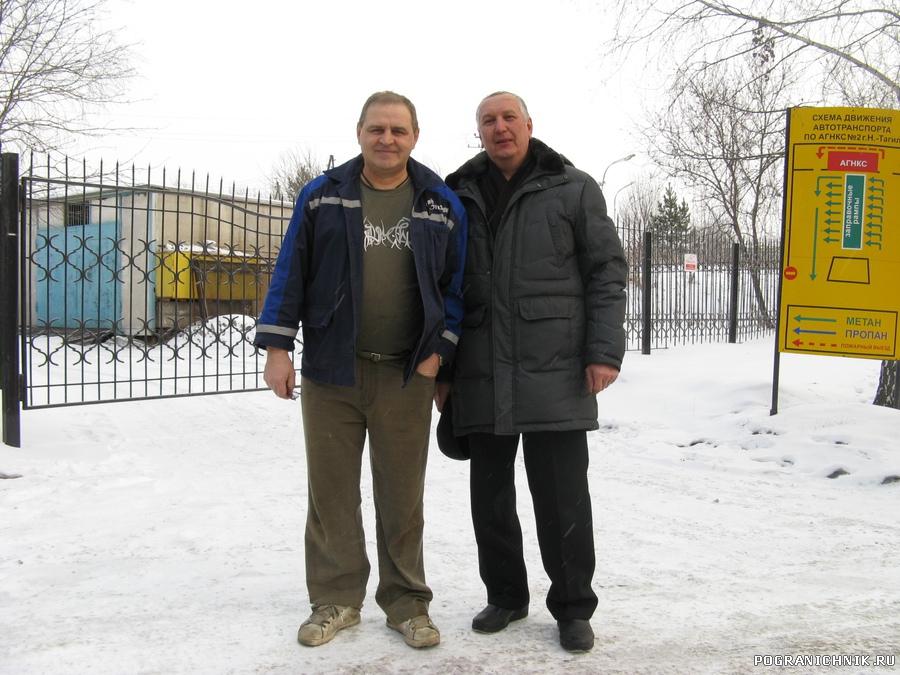 Март 2012, моряки-пограничники, Кузнецов Е (Узел связи, г. Н