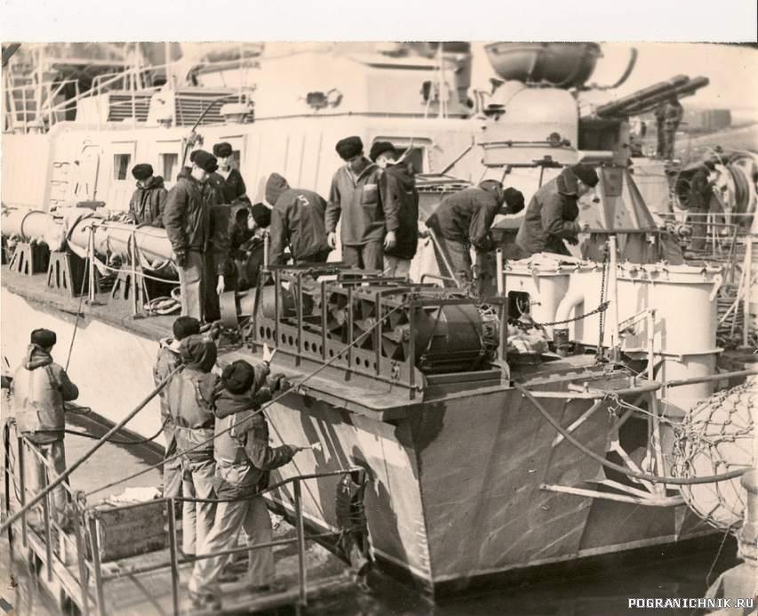 Корабельные работы