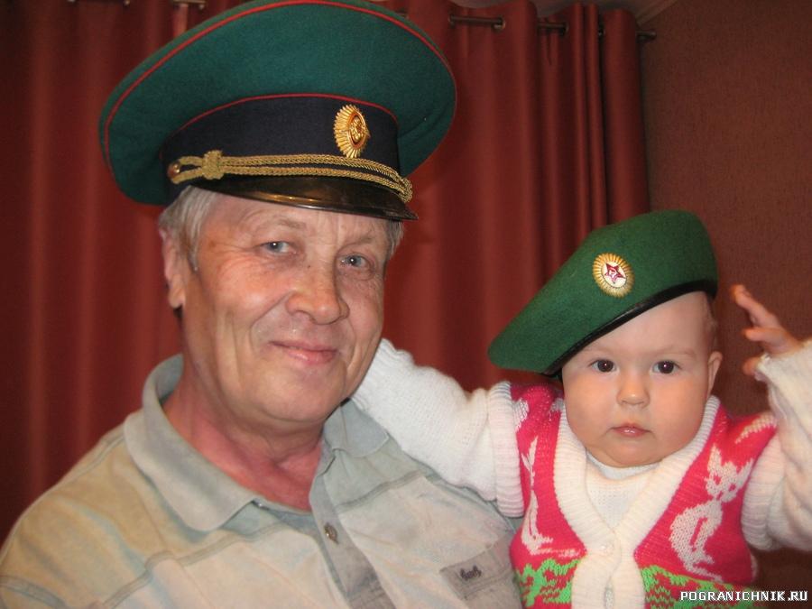 Внучка 28 мая 2011 года рождения