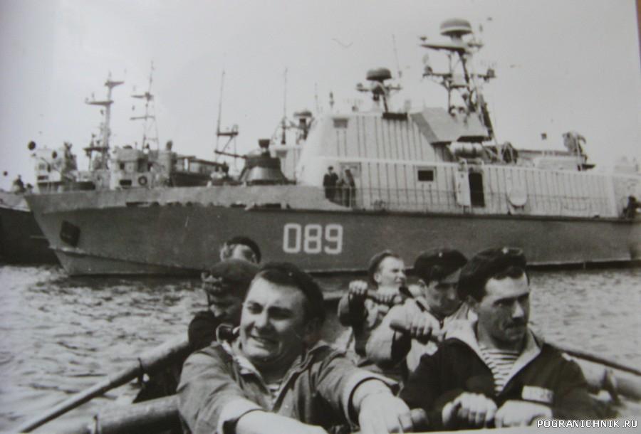 089-Бортовой номер ПСКР - 685.