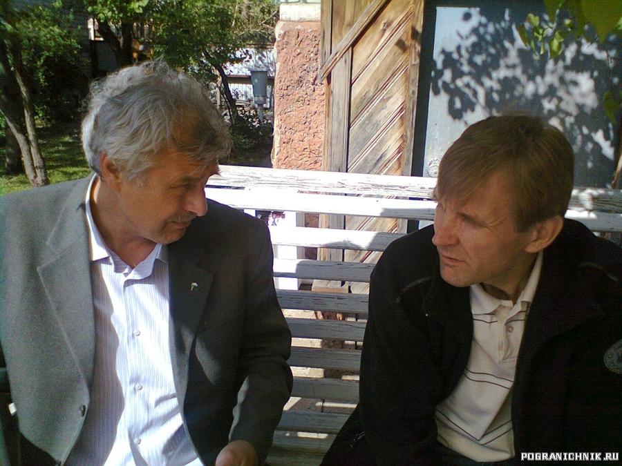 Встреча в Ульяновске