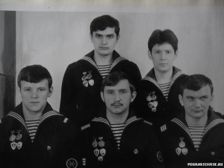 радисты Узла связи 1977г. призыва,Кувшинская Салма.