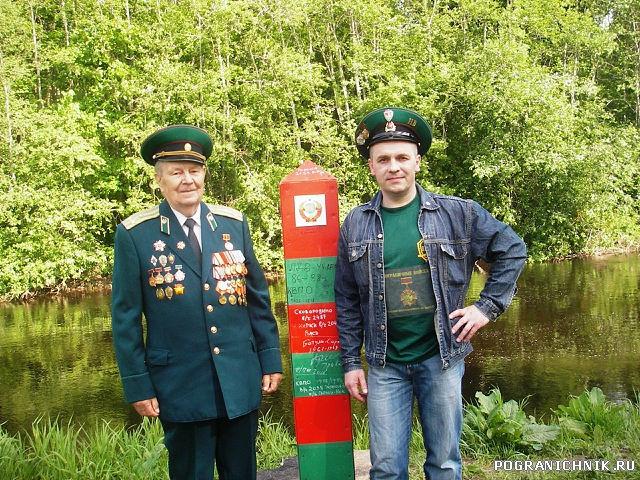 День Пограничника 2012. Таллинн.