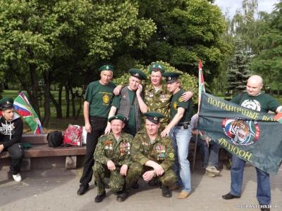 керкинцы на БР-2012 в Москве.