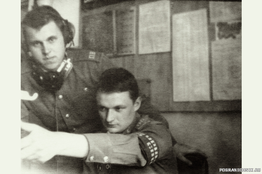 рота связи 1986-88гг.