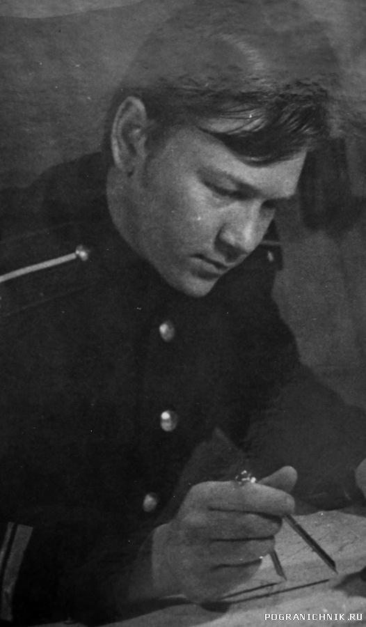 Будущий Командир ПСКР 642