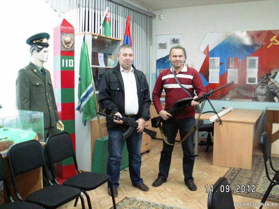 Школьный музей ПВ в Тобольске