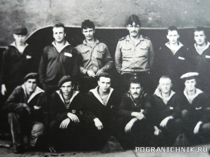 с. Ленинское 1983-1985.