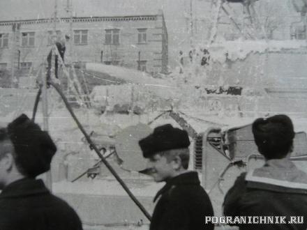 с. Ленинское 1983-1985
