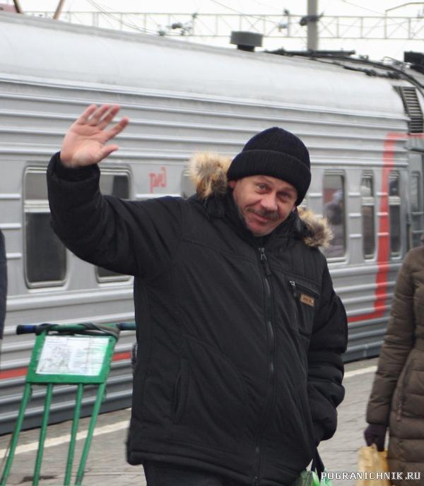 Встреча балаклавцев в Москве