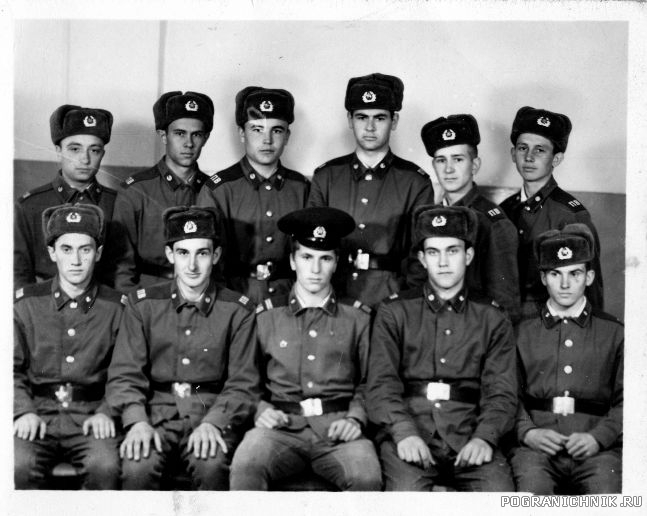 Кара Кала учебка (1976Г Ноябрь-Декабрь)