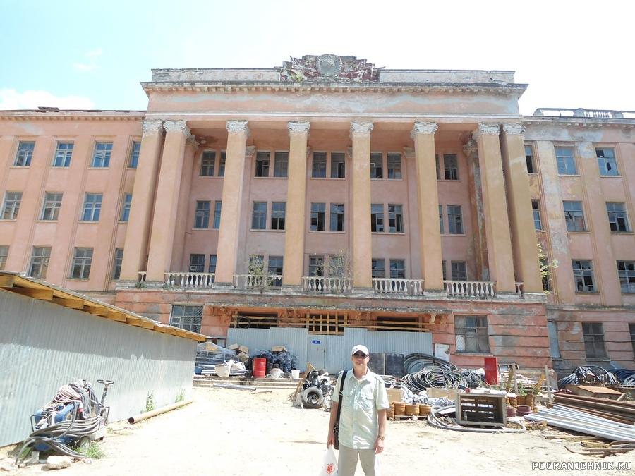 Наша школа. июль 2012