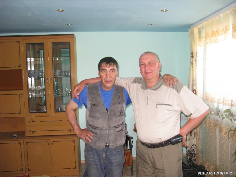 Р/метрист ПСКА-581 Пермяков А И и радист Кузнецов Е А через