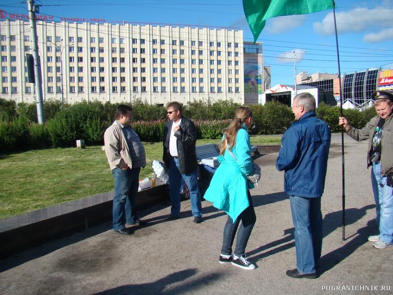 Мурманск 2013.