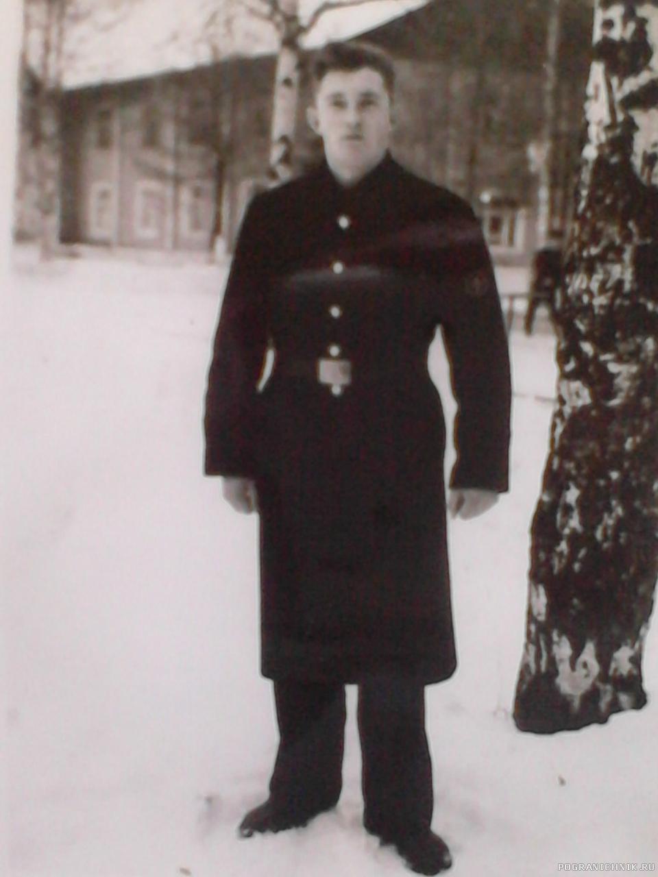 ОШП Петрозаводск-92