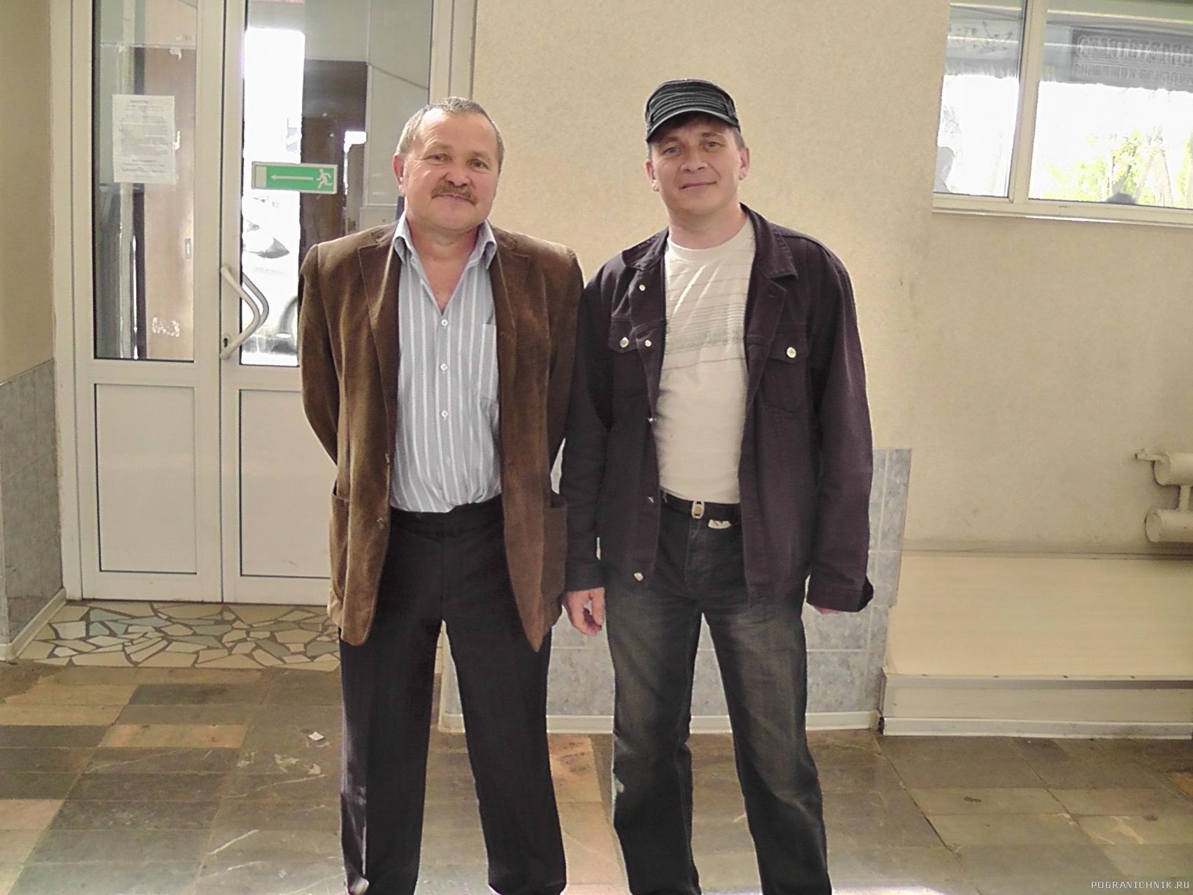 мичман Князев и Я