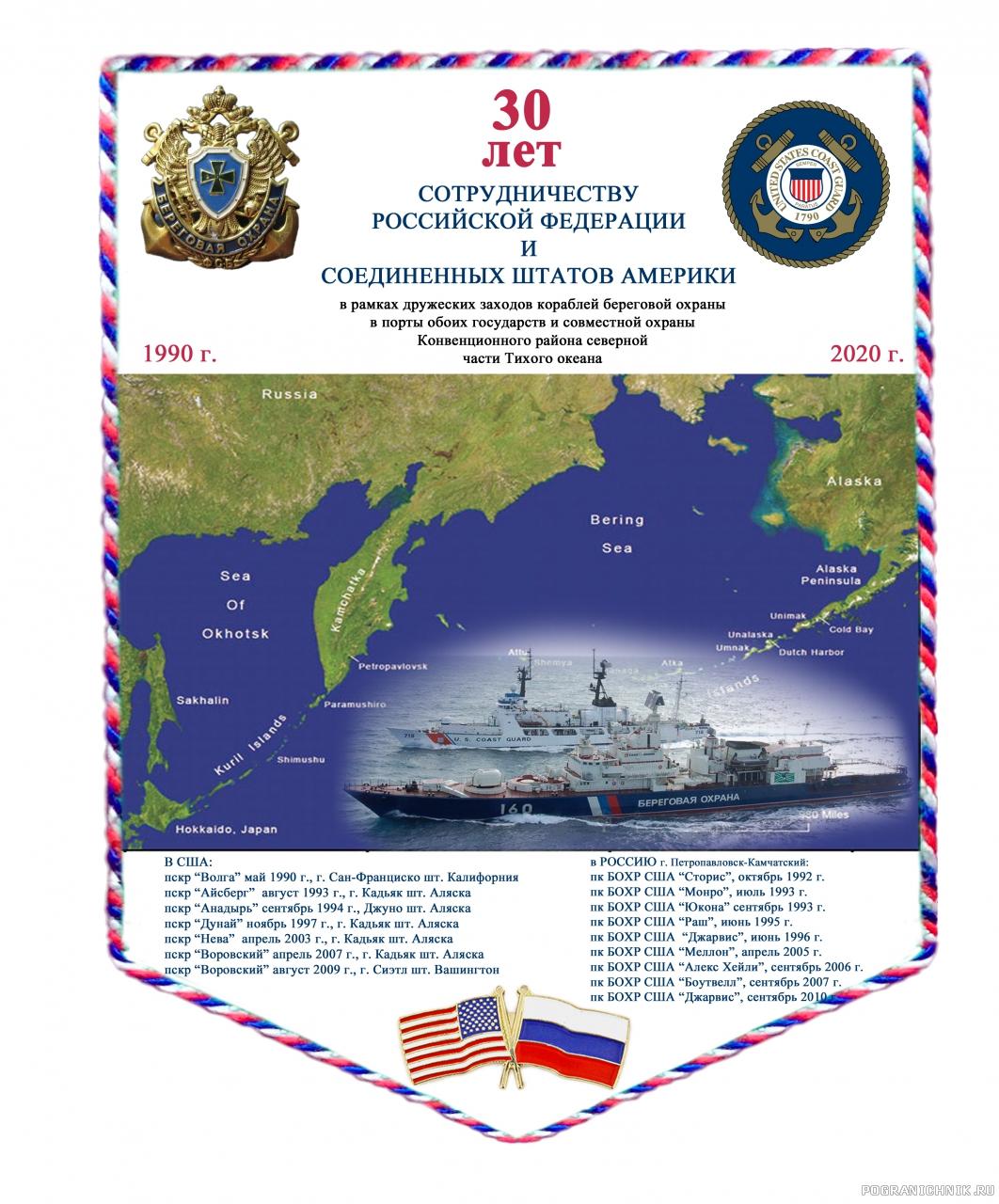 Россия и США  35 лет сотрудничеству