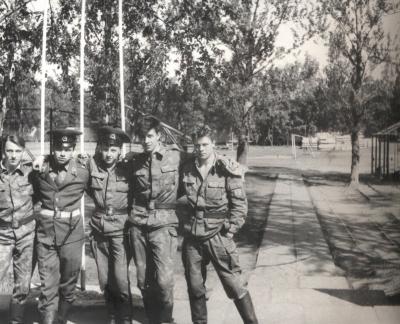 107 Отдельный батальон связи (4 Отдельный полк связи)