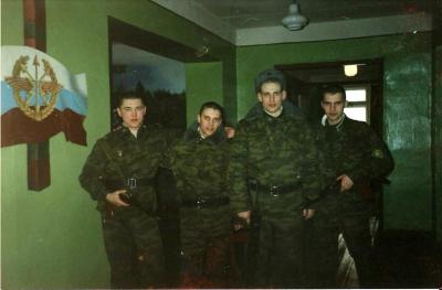 Рота Связи 2005