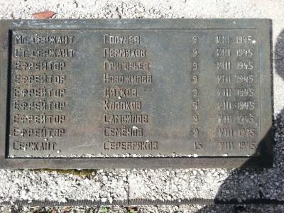 Памятник героям-пограничникам на территории Гродековского пограничного отряда