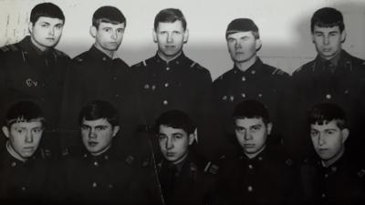 """ПЗ-КПП """"Кемь"""" Архангельский КСЗПО 4 в/ч9794. 1976-78гг."""