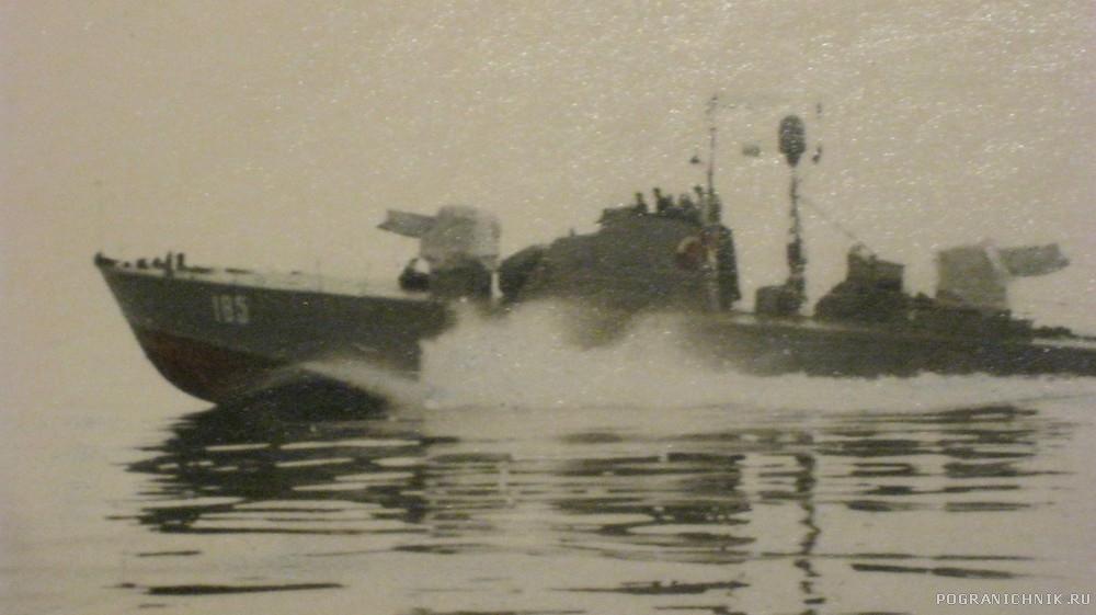 ТК 183 проекта в составе 7 дивизиона ПСКР ..Таллинн,1963 год
