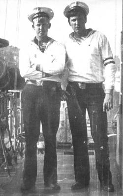 Валера Паршенков и Сергей Зимин (1982 - 1985 осень)