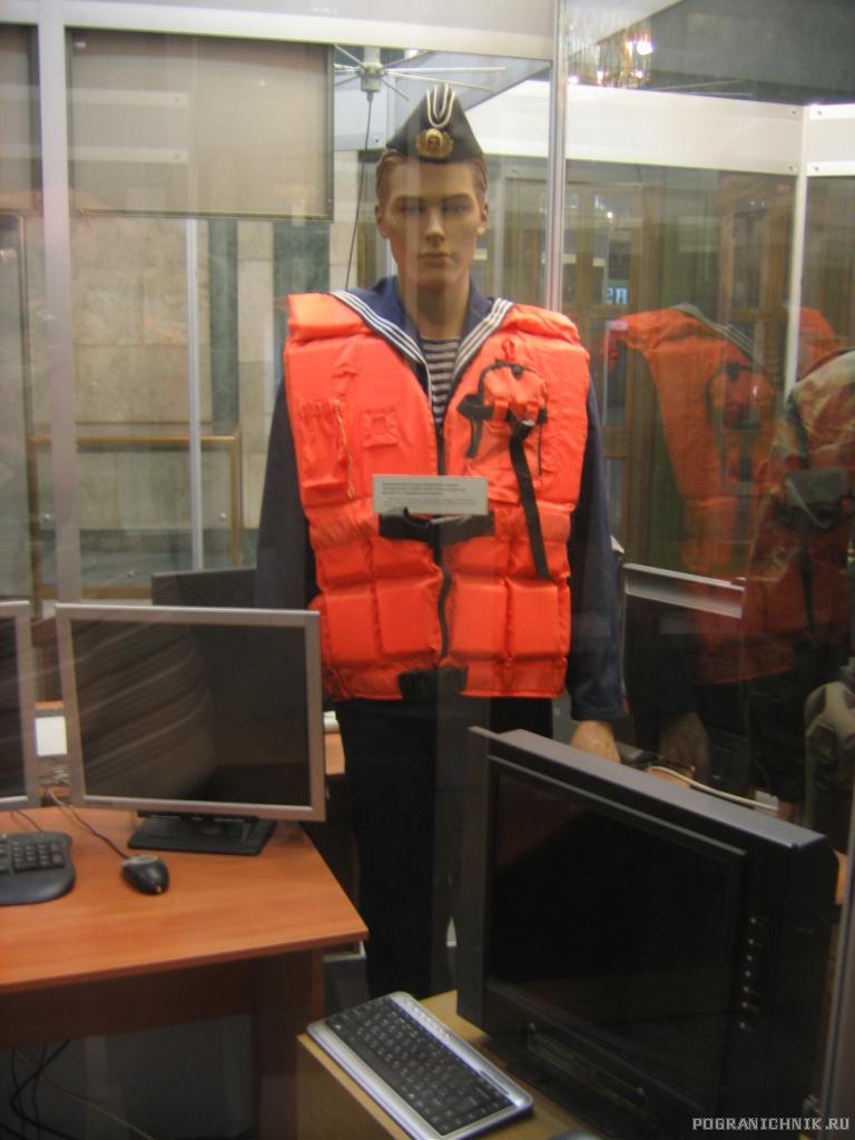 В Центральном пограничном музее