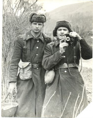 Валера Матиенко и Наиль Нурулин