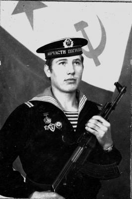 Никищенко Анатолий Сергеевич, ПСКР-216, 1972 г.
