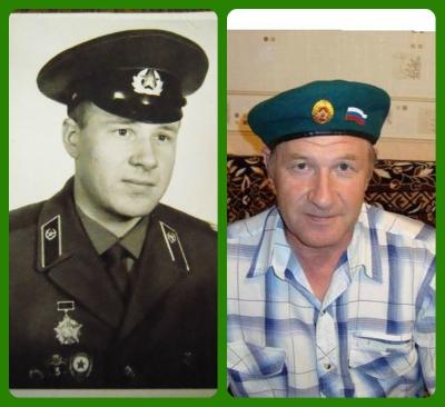 Владимир Сальников КВПО 132 отр. ВЧ 2534 рота связи 1971-1973 гг. 19 и 60 лет