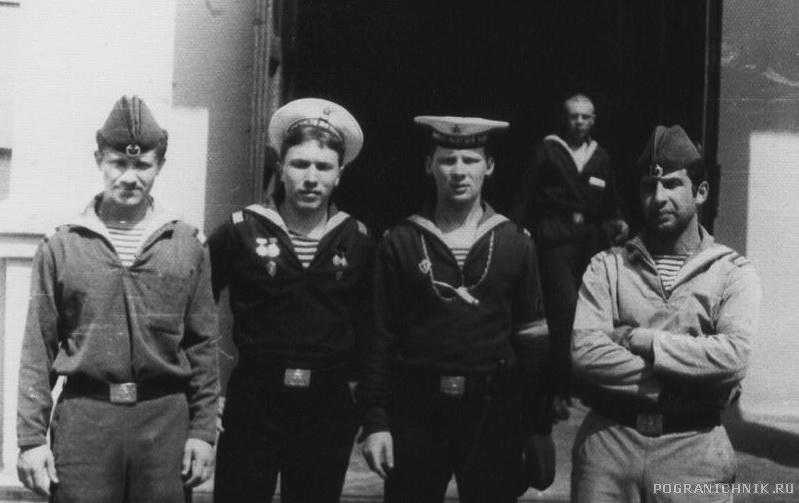 Командировка в Пинскую учебку