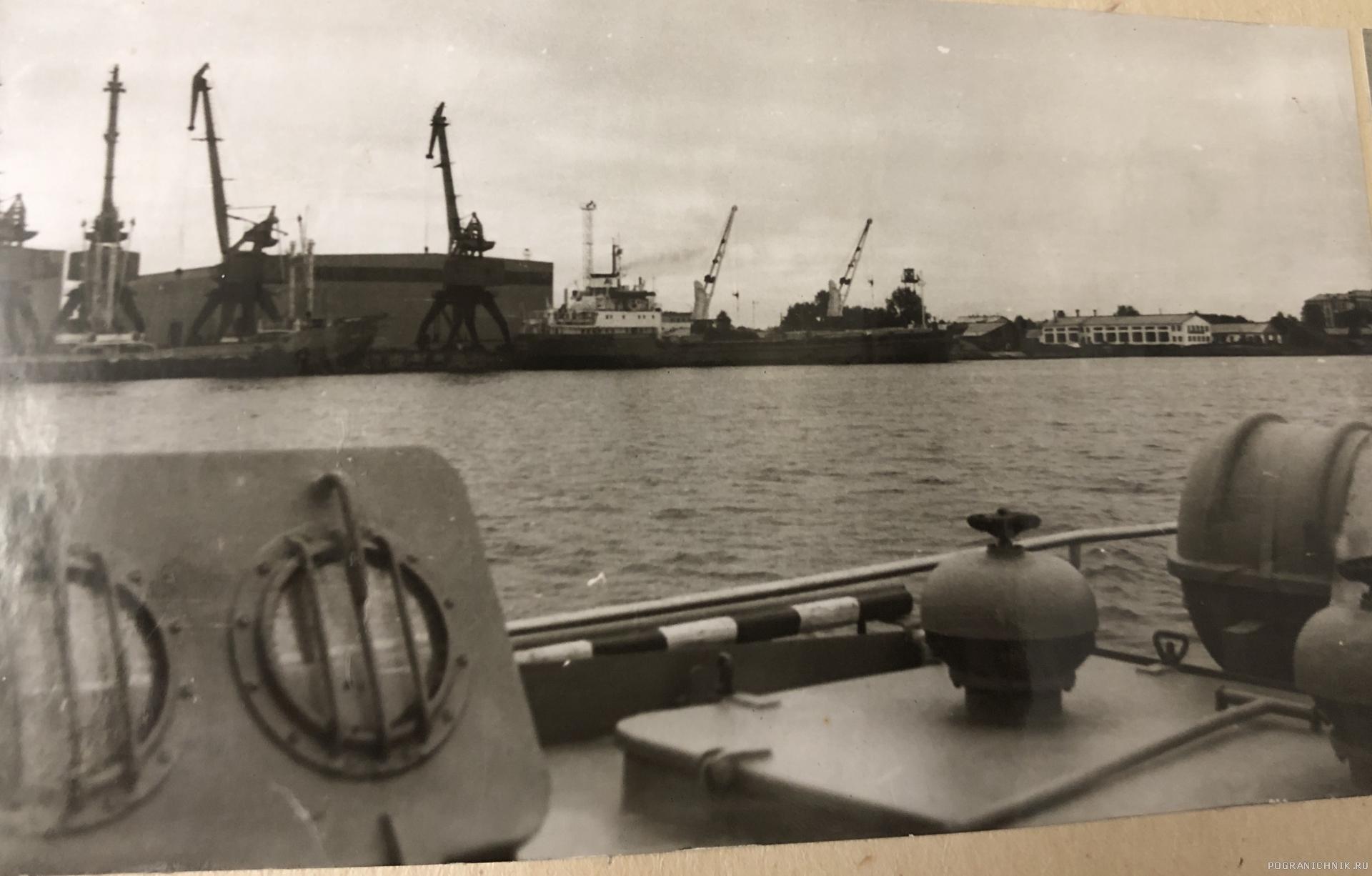 Лесозавод, Соломбала