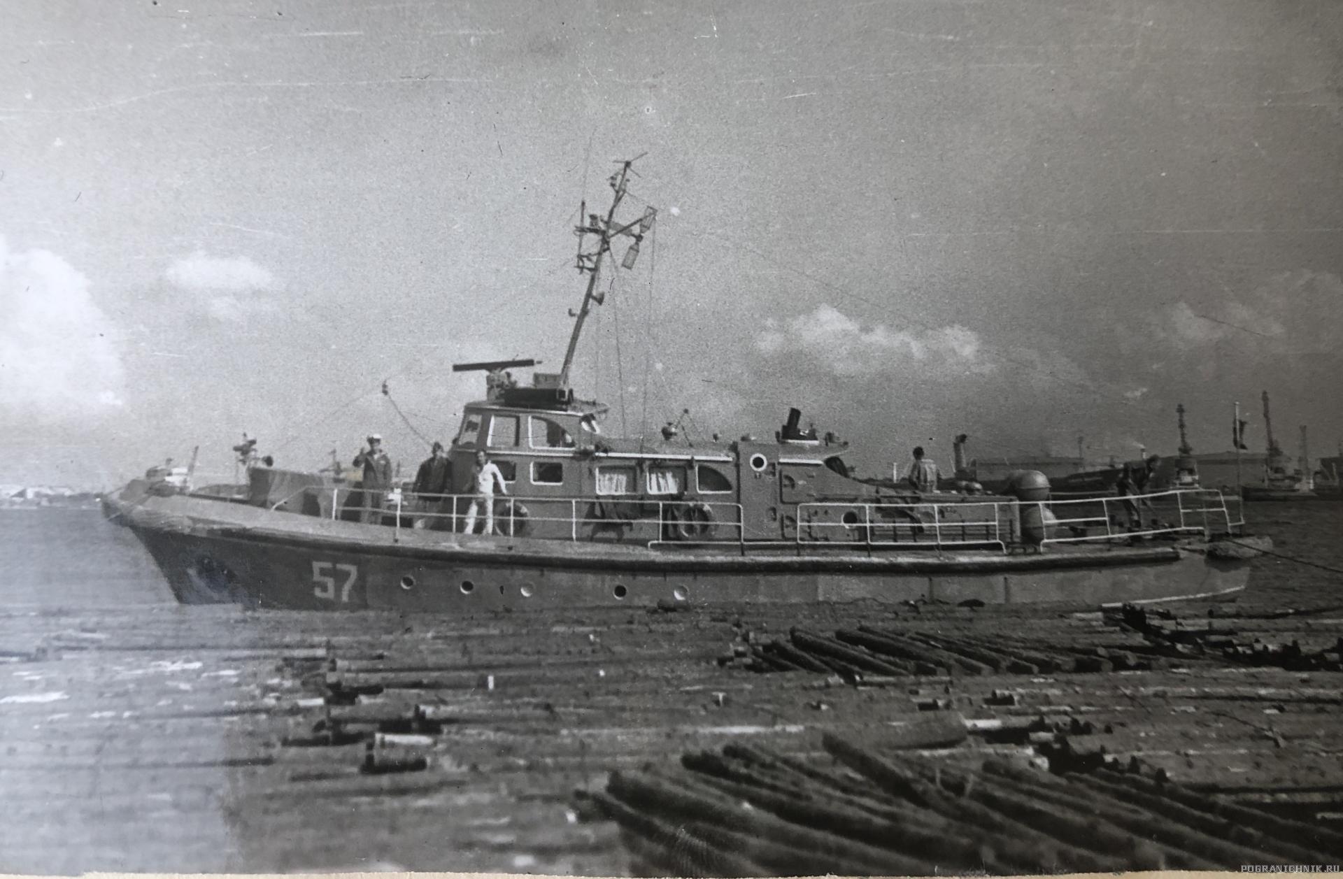 ПСКА 57, Соломбала, 1979г