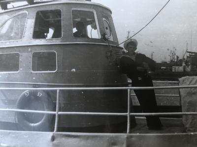 на базе, 1979