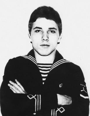 Рижская мореходка 1986 г
