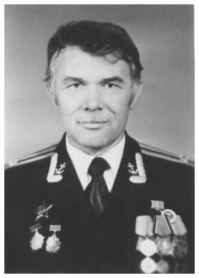 кап1ранга Леушев Валерий Иванович