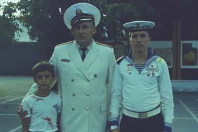 ЗНШ по ПЧ Иванов 1985