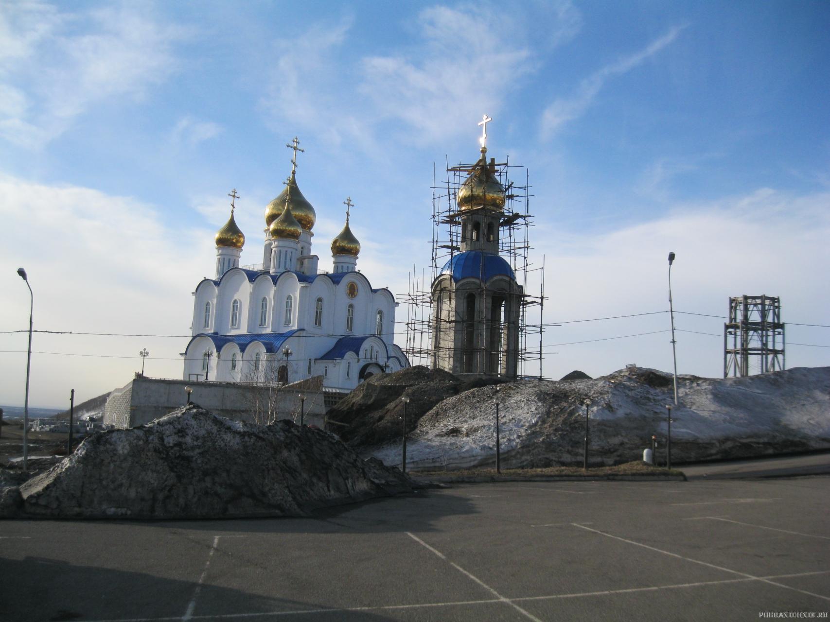 новый храм 4й км