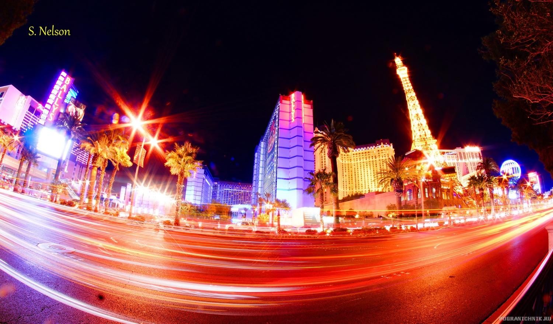 Лас Вегас. Невада. США.