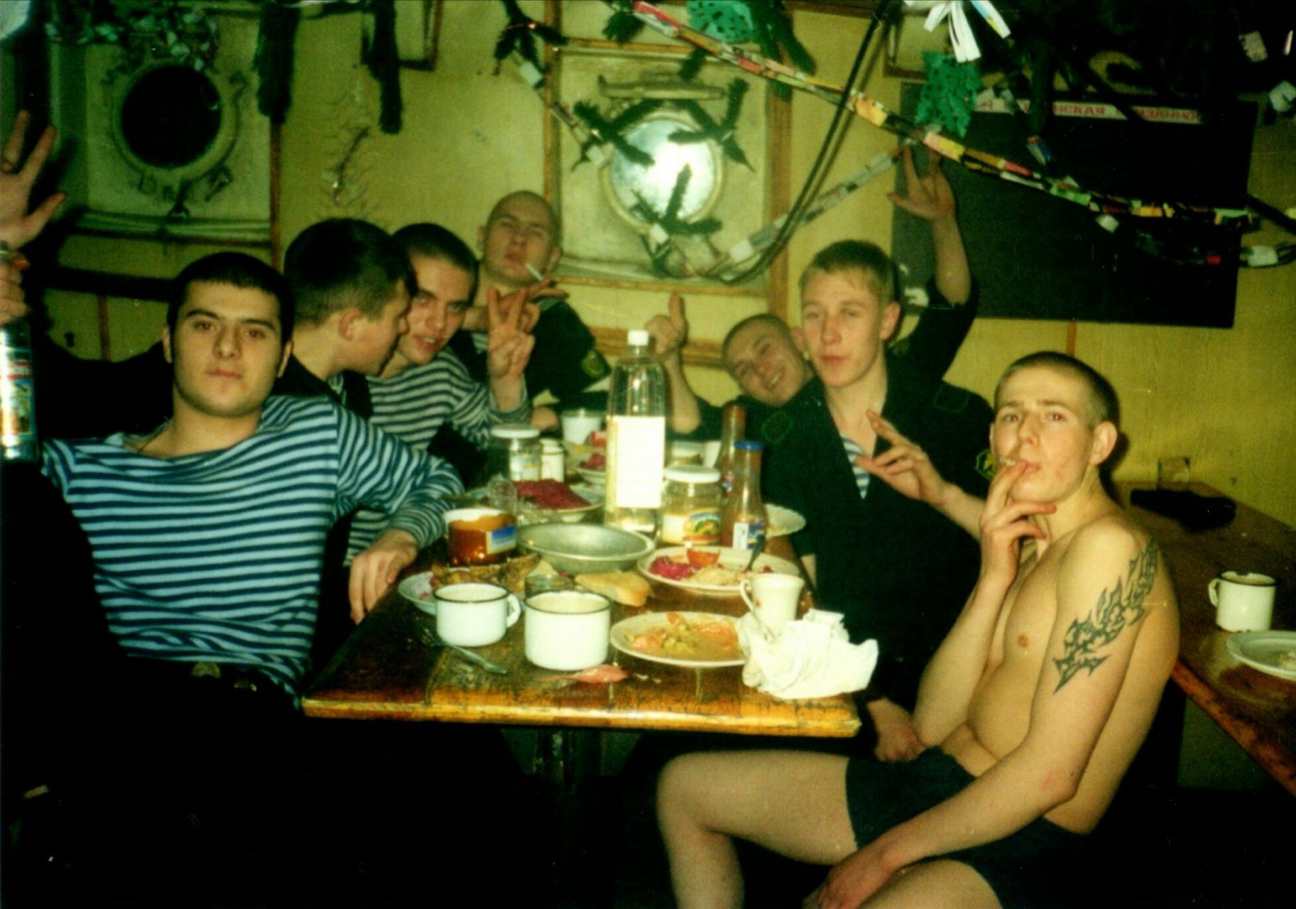 ПСКР Преданный новый год 2001г