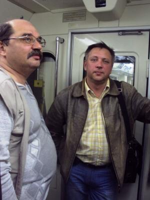 Встреча форумчан в Москве - весной 2012 года