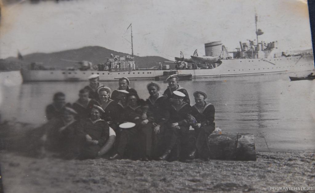 """Камчатка ПСК """"Дзержинский"""" 1937 - 1941гг."""