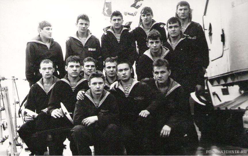 ПСКР 804 БЧ 5 1983 год.