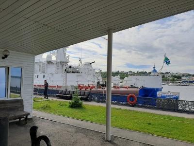 3 ОБСКР - Таллин - Балтийск