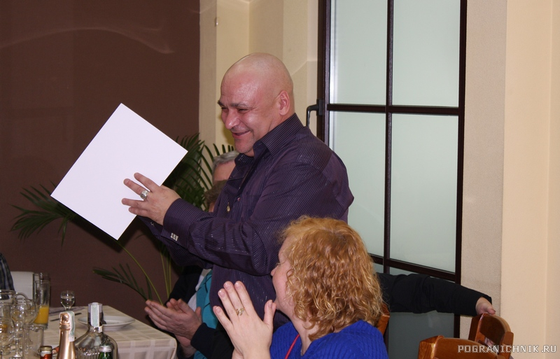 Сергей (Галыч 63) получил грамоту...
